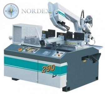 Ленточнопильный станок 290x290 A-CNC-LR-F
