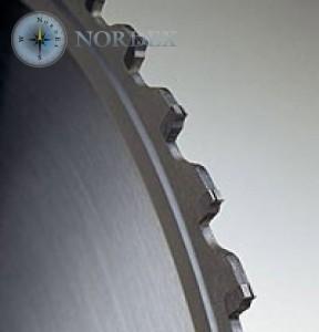Пильные диски с карбидными пластинами (TCT)