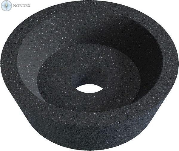 Круг шлифовальный чашечный конический. Тип 11.