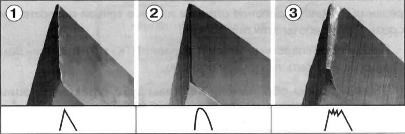 002 2 - Правильная обкатка ленточной пилы